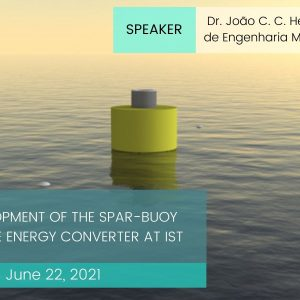 The development of the spar-buoy OWC wave energy converter at IST